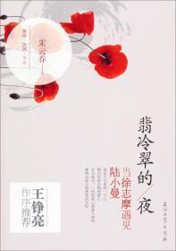 烟雨·民国·书系:翡冷翠的夜:当徐志摩遇见陆小曼
