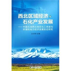 西北區域經濟與石化產業發展:中國石油西北地區化工資源與環境和地方經濟發展實證研究