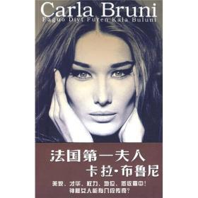 正版 法国夫人卡拉布鲁尼 刘素云 世界知识出版社