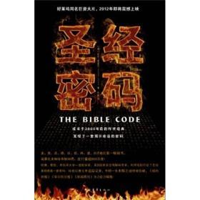 现货-长篇小说--圣经密码