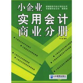 小企业实用会计商业分册