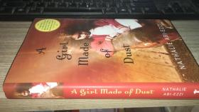 A Girl Made of Dust原版英语精装小说毛边书