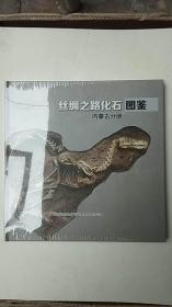 丝绸之路化石图鉴,内蒙古分册。硬精装八开,全新,铜版纸全彩色印刷