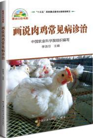 画说肉鸡常见病诊治