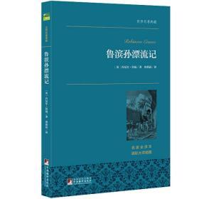鲁滨孙漂流记 世界名著典藏 名家全译本 外国文学畅销书