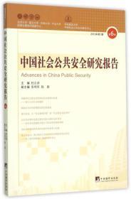 中国社会公共安全研究报告(2015年第1期第6辑)