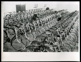 常州金狮牌自行车