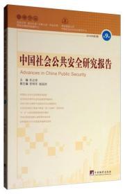 中国社会公共安全研究报告(2016年第2期 第9辑)