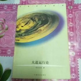 文化价值哲学.四.大道运行论:关于中国民族魂或最高精神的研究
