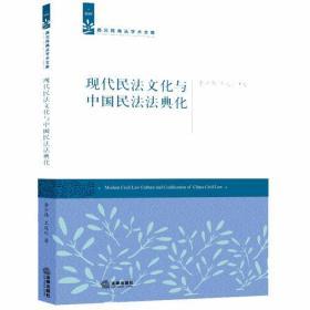 现代民法文化与中国民法法典化