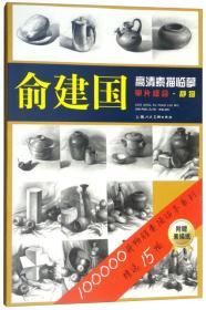 俞建国高清素描临摹单片组合:静物