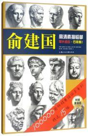 俞建国高清素描临摹单片组合:石膏像2