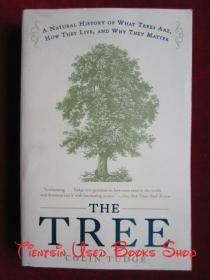 The Tree: A Natural History of What Trees Are, How They Live, and Why They Matter(英语原版 平装本)树木:树木是什么、它们如何生活以及它们为何重要的自然历史