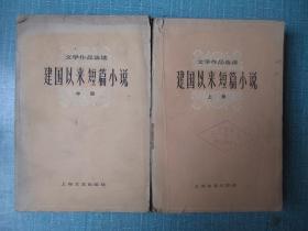 建国以来短篇小说 (上中)