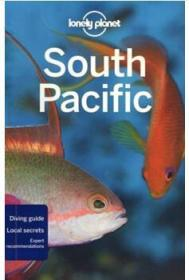 孤独星球 南太平洋 旅游指南英文原版 Lonely Planet South Pacific (第6版)