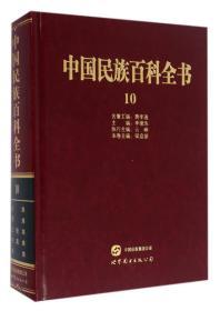 中国民族百科全书10