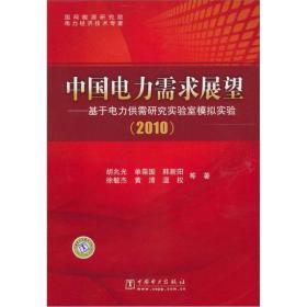 中国电力需求展望:基于电力供需研究实验室模拟实验(2010)
