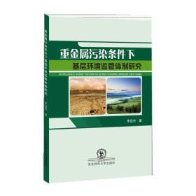 重金属污染条件下基层环境监管体制研究