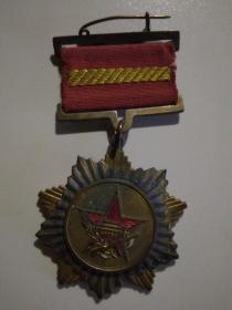 全国人民慰问人民解放军代表团纪念章