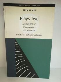 Reza de Wet:Plays Two (Oberon Modern Playwrights) (戏剧) 英文原版书