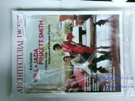 建筑辑要AD ARCHITECTURAL DIGEST 2011/09 欧式古典别墅 室内设计杂志