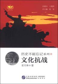 历史不能忘记系列15:文化抗战