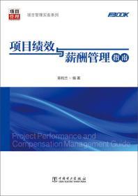 项目绩效与薪酬管理指南
