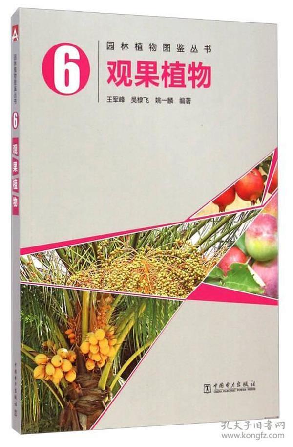 园林植物图鉴丛书:观果植物