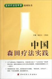 森田疗法在中国系列丛书:中国森田疗法实践