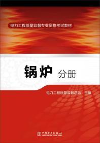 电力工程质量监督专业资格考试教材 锅炉分册