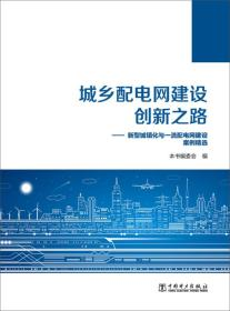 城乡配电网建设创新之路 专著 新型城镇化与一流配电网建设案例精选 本书