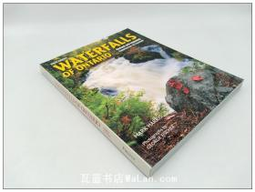 安大略省的瀑布 Waterfalls of Ontario 英文原版