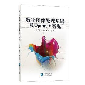 数字图像处理基础及OpenCV实现 张广渊  9787513031660 知识产权出版社