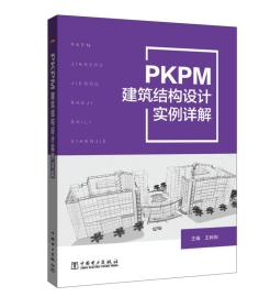 PKPM建筑結構設計實例詳解