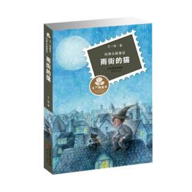 王一梅童书·经典长篇童话 雨街的猫