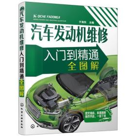 汽车发动机维修入门到精通全图解