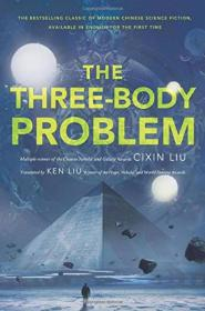 正版现货  The Three-Body Problem    Cixin Liu / Tor Books / 2014-11