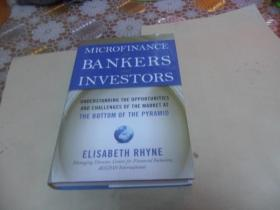 Microfinance for Bankers and Investors (精装英文原版)