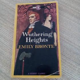 wuthering heights (呼�[山�f 英文版)