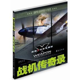 武器X档案大揭秘:战机传奇录