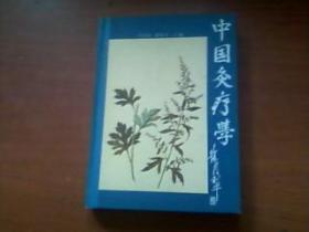中国灸疗学 硬精装 一版一印
