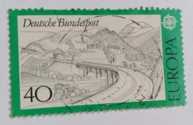 外国希腊邮票(信销票1枚)