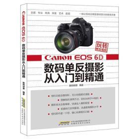 玩转单反相机:Canon EOS 6D 数码单反摄影从入门到精通