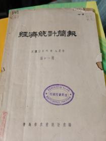 经济统计简报(1947年9月份)
