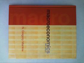 Macroeconomics  fifth edition N. Gregory Mankiw 原版宏观经济
