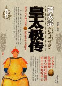 【正版】皇太极传:清太宗 蔡琳杉编著