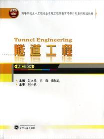 保证正版 隧道工程 彭立敏 等 武汉大学出版社