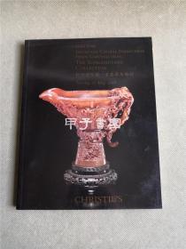 香港佳士得 2008年5月27日 松竹堂 珍藏重要犀角雕刻