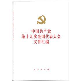 中国共产党第十九次全国代表大会文件汇编(精装本)