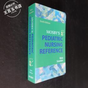 MOSBYS PEDIATRIC NURSING REFERENCE